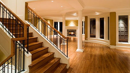 Wood floor restoration and maintenance Newquay Cornwall
